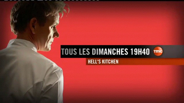 Lucas HÉBERLÉ #CV #Pro #Work Hell's Kitchen Tournage Emission Télévision