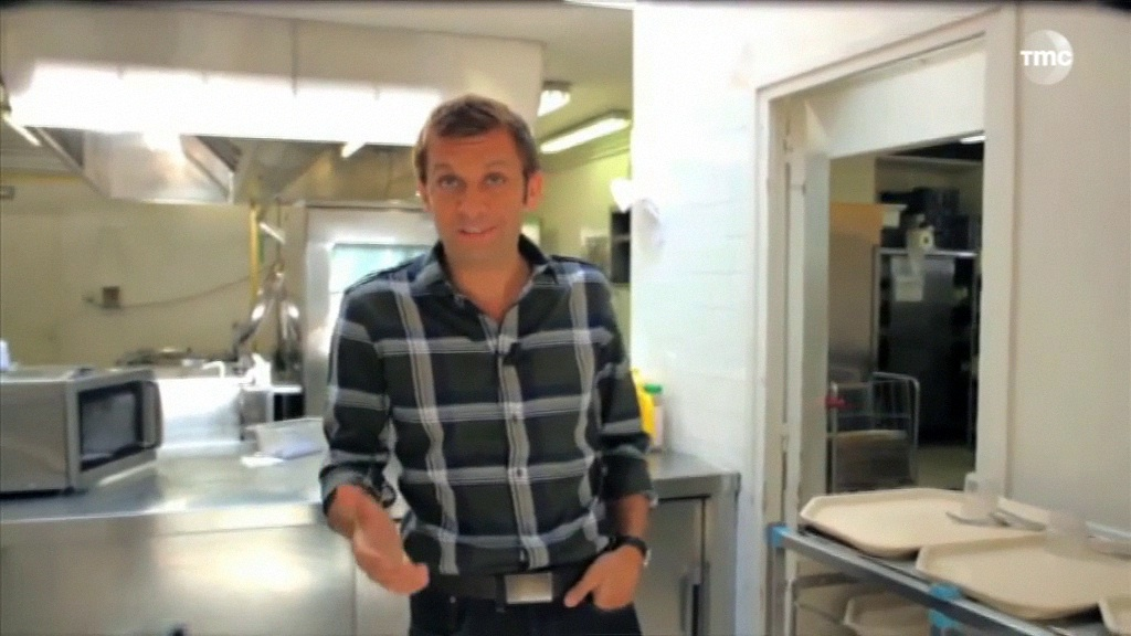 Lucas HÉBERLÉ #CV #Pro #Work Jamie Oliver Tournage Emission Télévision