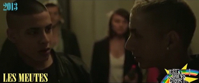 Lucas HÉBERLÉ #CV #Pro #Work Les meutes Tournage Court-métrage Cinéma
