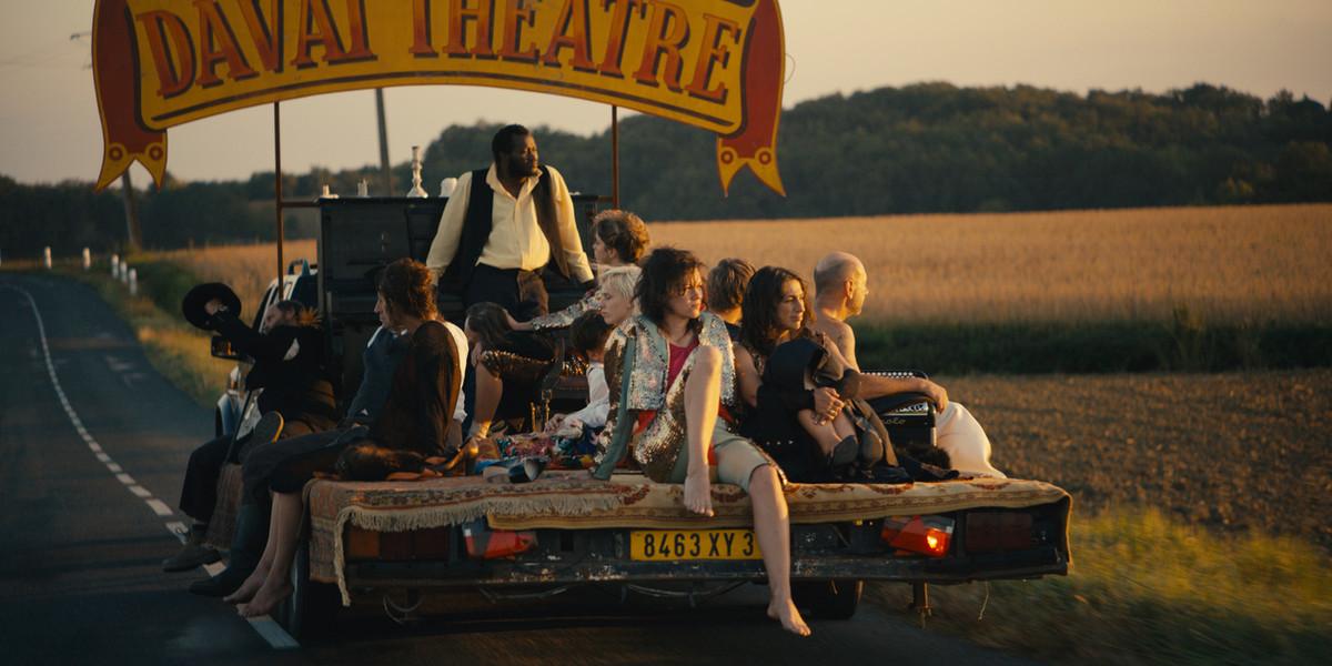 Lucas HÉBERLÉ #CV #Pro #Work Les Ogres Montage Son Fiction Long-métrage Cinéma