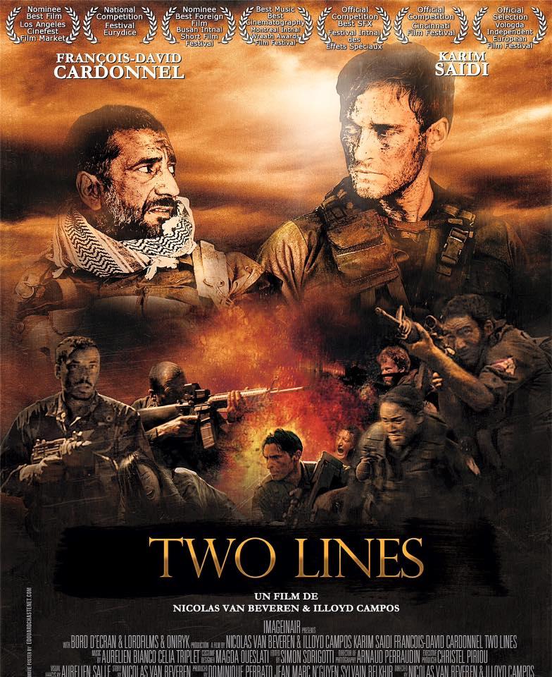 Lucas HÉBERLÉ #CV #Pro #Work Two Lines Montage Son Fiction Court-métrage Cinéma
