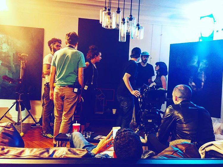 Lucas HÉBERLÉ #CV #Pro #Work Reborn Tournage Fiction Court-métrage Cinéma