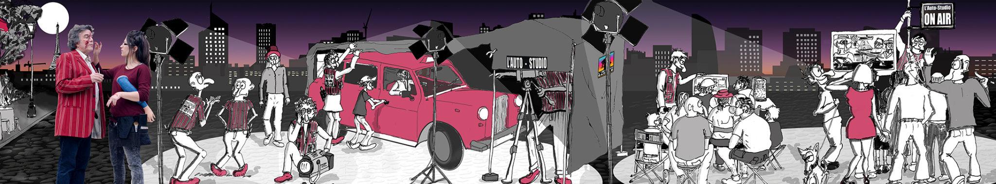 Lucas HÉBERLÉ #CV #Pro #Work L'Auto-Studio Tournage Spéctacle Fiction Court-métrage Institutionnel Evènement Web Cinéma