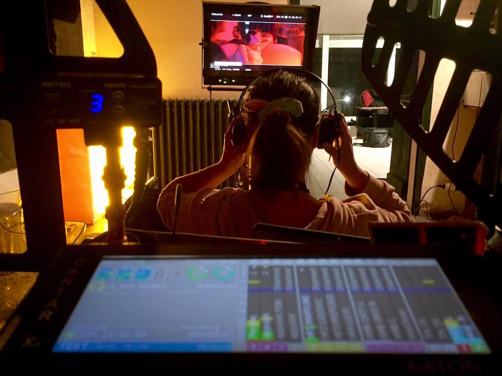 Lucas HÉBERLÉ #CV #Pro #Work Côté Cœur Tournage Fiction Court-métrage Cinéma