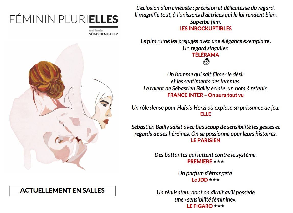 Lucas HÉBERLÉ #CV #Pro #Work Féminin plurielles Tournage Fiction Long-métrage Cinéma