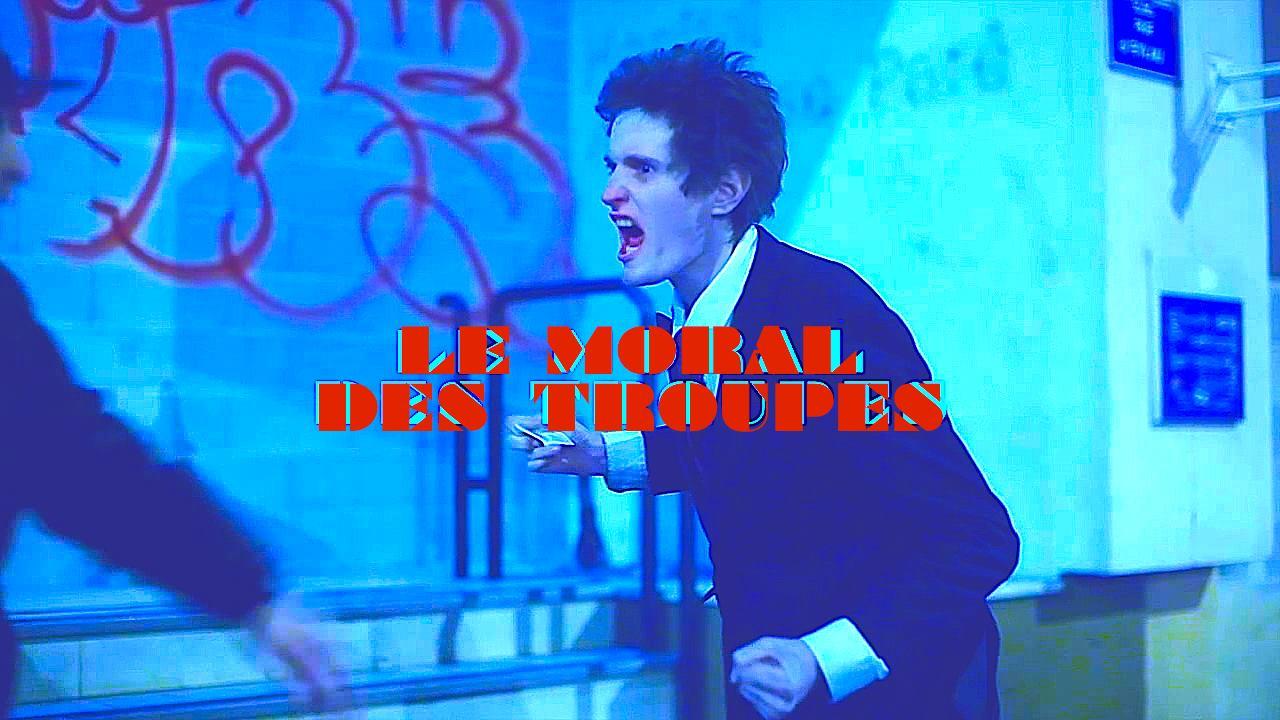 Lucas HÉBERLÉ #CV #Pro #Work Le Moral des troupes Tournage Fiction Court-métrage Long-métrage Cinéma